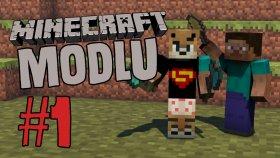 Kanser Ev - Modlu Minecraft - Bölüm 1