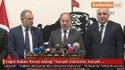"""Sağlık Bakanı Recep Akdağ : """"Suriyeli Doktorlar , Suriyeli Misafirlerimize Bu Yıl İçinde Hizmet."""