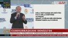 Cumhurbaşkanı Erdoğan : Tayyip Erdoğan size Faşist de diyecek Nazi'de diyecek !