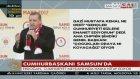 Cumhurbaşkanı Erdoğan : Bu seçim bizim Avrupa'ya ne oluyor