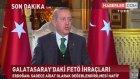 Cumhurbaşkanı Erdoğan'dan Galatasaray'a Hakan ve Arif Tepkisi