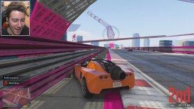 Roket Araba Yarışı ( Gta 5 Dlc Online )