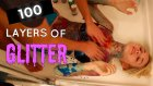 100 Farklı Sim Tozunu Vücuduna Döktüren Hasta Kadın
