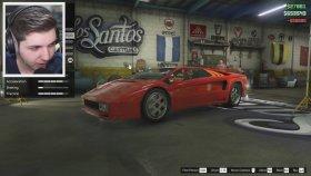 Yeni Klasik Spor Araba ! ! ( Gta 5 Online Dlc )