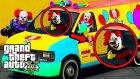 Korkunç Palyaço Minibüsü ( Gta 5 Gizemleri )