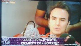 Mustafa Ceceli TRT Avaz Röpörtajı ( Moda Yaşam )