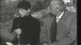 Trabzonspor Şampiyonluğunu Önceden Bilen Çocuk - 1981 - TRT Arşiv