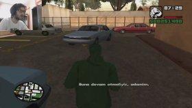 Ah , O Araba Zıplatma Görevi ! - Gta : San Andreas İle Nostalji Rüzgarı ! #3