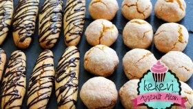 Limonlu Kurabiye Tarifi ( Çikolata ve Mısır Unlu ) Nefis Bir Tat | Ayşenur Altan Kurabiye Tarifleri