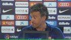 Messi'nin cezası Luis Enrique'yi sevindirdi
