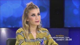 İrem Derici'nin Hülya Avşar'a Aleyna Tilki İtirafında Bulunması