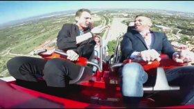 Roller Coaster'da Adamın Boynuna Çarpan Kuş