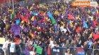 Bursa'da Az Katılımlı Hdp Mitinginde Dikkat Çeken Güvenlik Önlemi