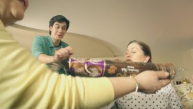 Luppo Sandviç Kek | N'olur Luppo'yu Bana Ver !