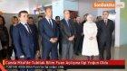 Cunda Mtal'de Tubitak Bilim Fuarı Açılışına İlgi Yoğun Oldu
