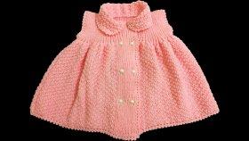Kız Bebek Elbisesi Nasıl Yapılır ? ( Baştan Sona Anlatım ) - bebek örgü modelleri
