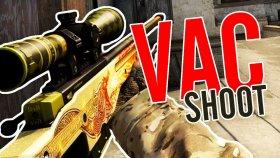 DUST 3'TE VAC SHOOT ! ( CSGO Noscope Challenge )