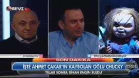 Ahmet Çakar'ın Oğlu ( Beyaz Futbol 22 Nisan 2017 )