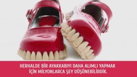 Yok Artık Dedirten Ayakkabı Modelleri