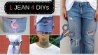 1 Jean 4 DIYs ! ! !