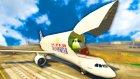 Dünyanın En Büyük Uçağı ! ( Gta 5 Mod )