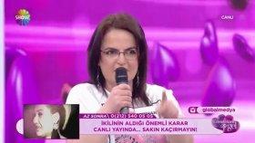 Perihan , Ahmet Şükrü'nün Yeni Talibi Hakkında Yorum Yaptı !   Evleneceksen Gel ( 24 Nisan Pazartesi )
