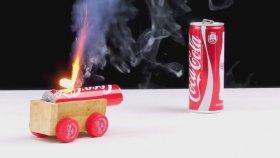 Coca Cola'dan Savaş Topu Yapmak