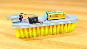 Otomatik Motorlu Fırça Nasıl Yapılır ?