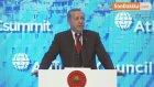 """Cumhurbaşkanı Erdoğan : """"Küresel Müesses Nizam Coğrafyamızda Meydana Gelen Krizler Başta Olmak Üzere."""