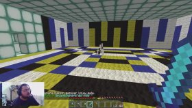 ADAMLAR AŞMIŞ KENDİNİ Minecraft Türkçe Survival Multiplayer Bölüm 21