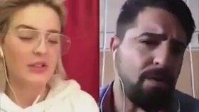 İngiliz şarkıcı Anne Marie ile Cizreli Mehmet Ali'nin düet