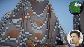 ÇIK ÇIK BİTMEYEN KULE ! - Minecraft Hexxit