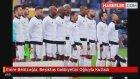 Emre Belözoğlu , Beşiktaş Galibiyetini Oğluyla Kutladı