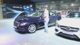 Mercedes Dışardan Park Yardımı Teknolojisi - Autoshow 2017