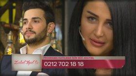 Ali , Azeri Güzel Azize'ye Ne Cevap Verdi ? | Zuhal Topal'la 180. Bölüm ( 2 Mayıs 2017 )