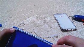 Keçe ile Telefon Kılıfı Yapımı - Kendin Yap - DIY