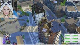Şehirde Yaşayan Uzaylılar ? - The Sims 4