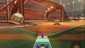 Rocket League GamePlay Amazing Goals - Football with Car