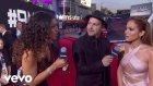 Jennifer Lopez - Red Carpet Interview ( 2014 American Music Awards )