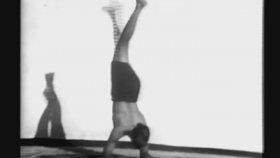 Krishnamacharya & B.K.S. Iyengar in 1938 with Yoga Sutras , Part 4 of 6