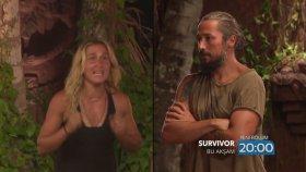 Survivor 2017 86.Bölüm Tanıtımı ( 10 Nisan Çarşamba )