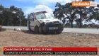 Çanakkale'de Trafik Kazası : 9 Yaralı