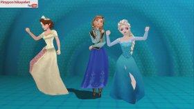 Karlar Ülkesi - Prenses Şarkısı