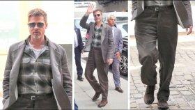 Brad Pitt'in Brad Emmi'ye Dönüşmesi