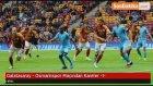 Galatasaray - Osmanlıspor Maçından Kareler - 1 -