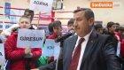 Boks : Üst Minikler Türkiye Ferdi Boks Şampiyonası