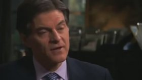 Dr Mehmet Oz talking about his Turkish identity , and religion Islam