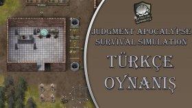 KÖYÜMÜZÜ YIKAMAYACAKLAR / Judgment Apocalypse Survival Simulation - Bölüm 1