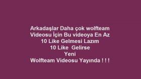 Wolfteam Bölüm #13 w / Süleyman Gaming ( saklambaç Oynadık ! ! ! )