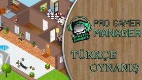 GAMİNG HOUSE'A STRES ÇARKI ALDIK / Pro Gamer Manager : Türkçe Oynanış - Bölüm 3